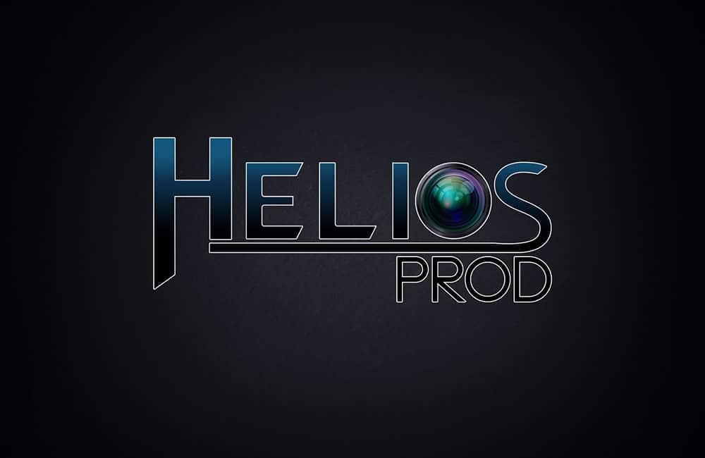 Création Logo Helios Prod