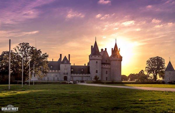 Photographie - Château (Sully-sur-Loire)