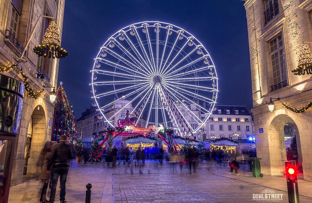 Photographie - Marché de noël (Orléans)