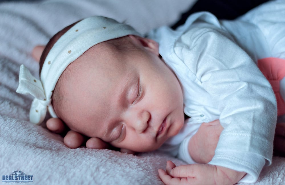 Photographie - Naissance Baby