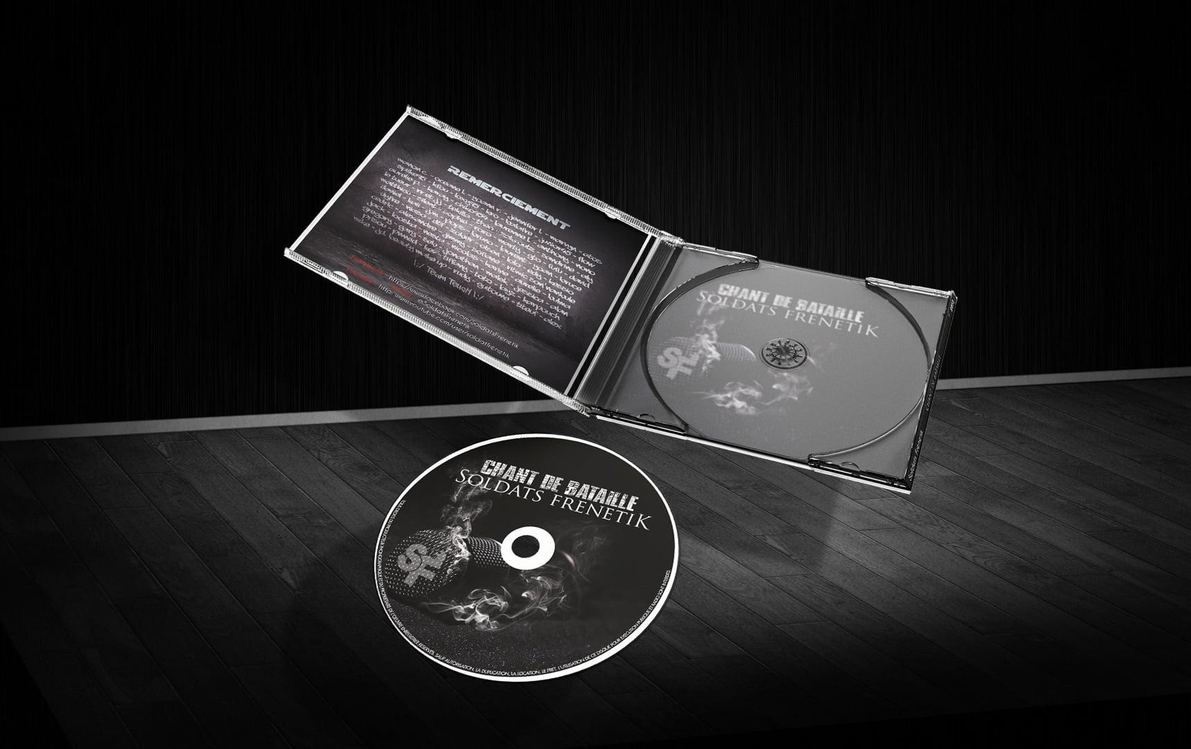 Création - cover album