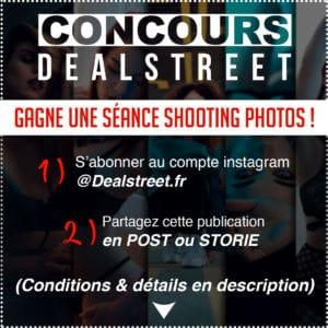 Concours photographie Dealstreet