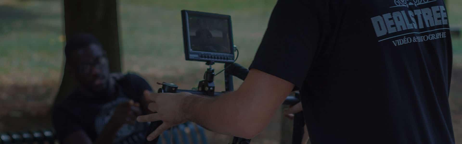 Image - Backstage tournage vidéo